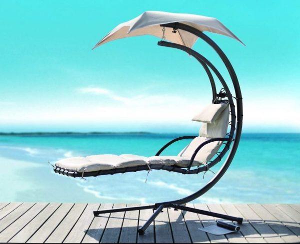 Dream Chair - Álom Nyugágy párnával és tetővel