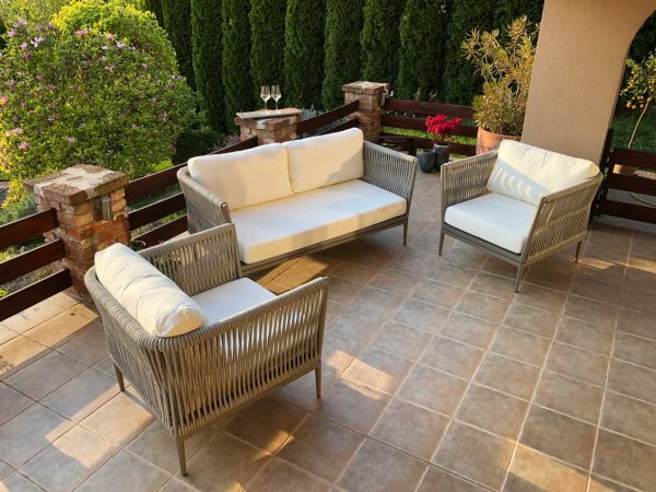 Casablanca luxus kerti ülőgarnitúra szett