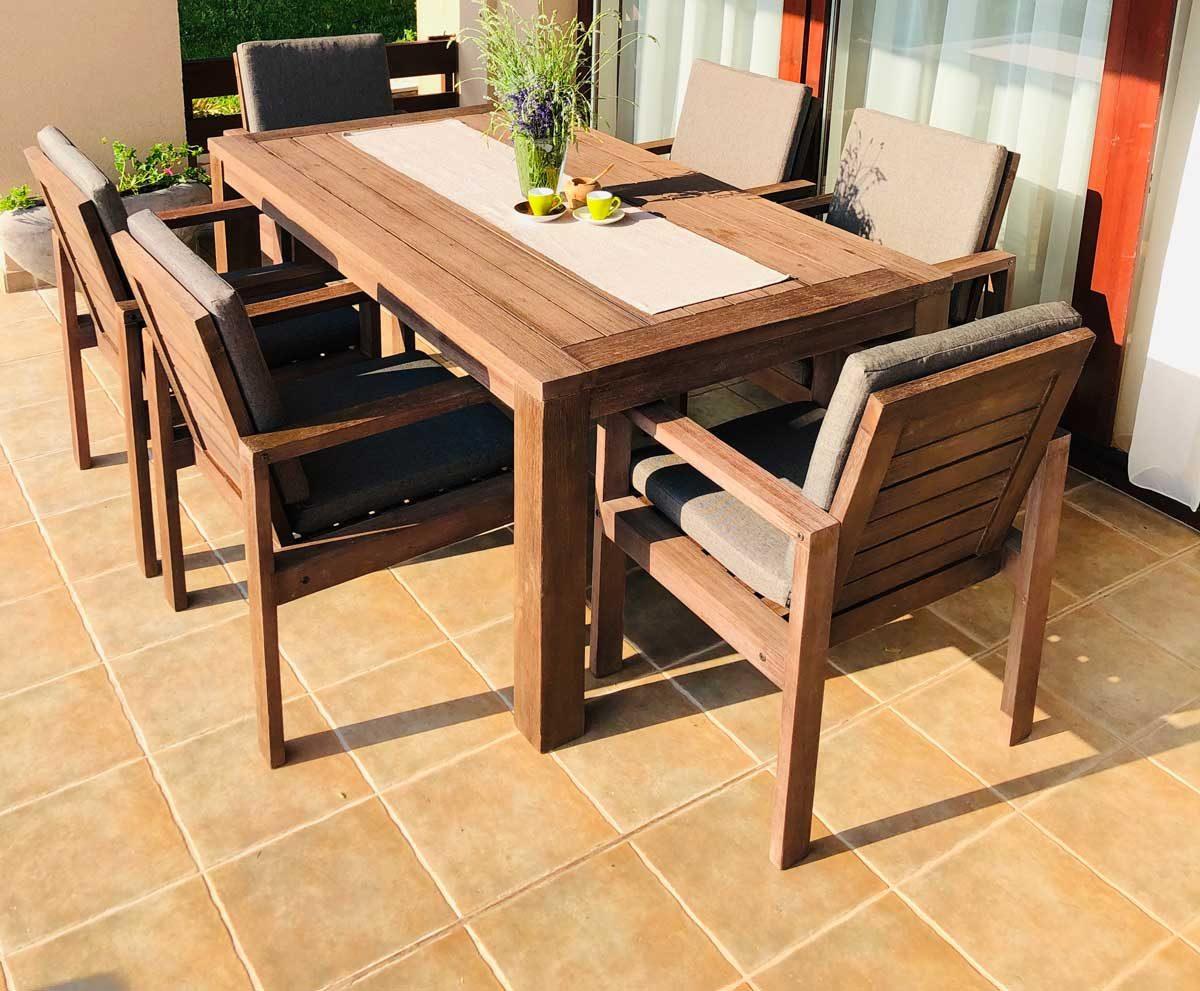 Fa étkező szék Adelaide