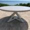 Trinidad beton étkezőasztal