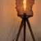 Halászhálós asztali lámpa